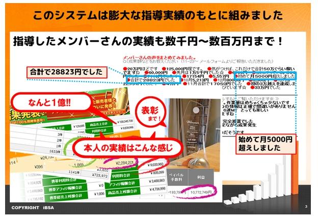 インターネット収入ゼロスタの秘訣!